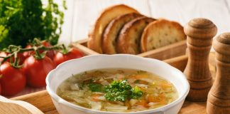 recept groentesoep
