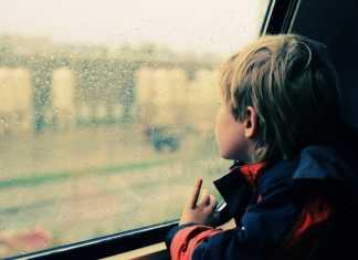 alleen reizen met de trein