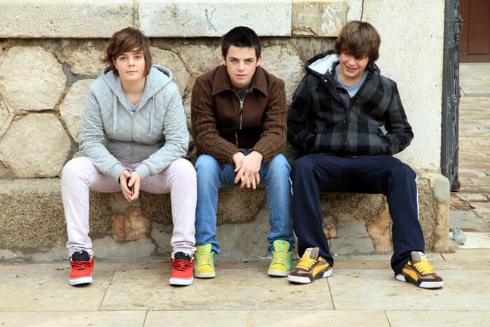 de pubertijd