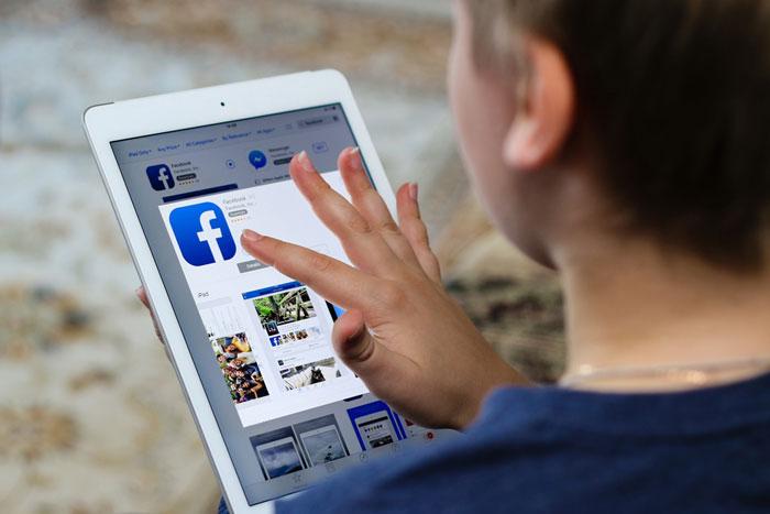 kinderen en social media