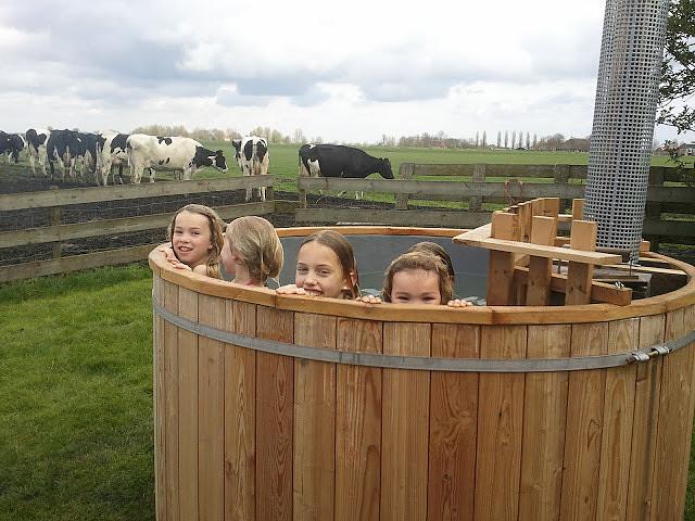 Een heerlijk weekendje Betere BoerenBed bij Hoeve Waterschap in Friesland!