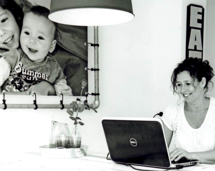 fulltime werkende moeder
