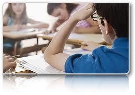 Verveling tijdens de lessen op school