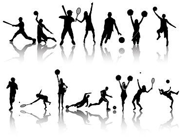 sportende kids