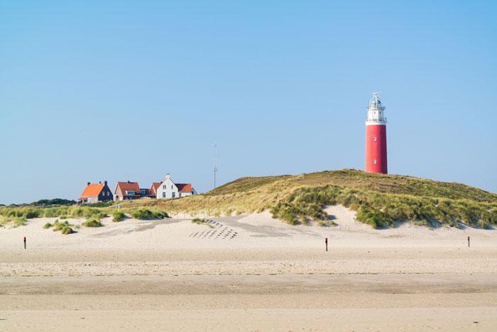 Overnachten op de Waddeneilanden, Texel