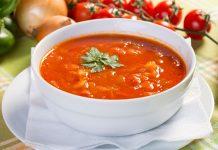 tomaten maaltijdsoep