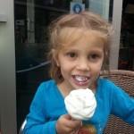 Kind omkopen met een ijsje