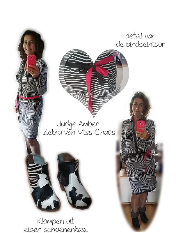 miss chaos jurk