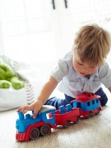 eco speelgoed trein