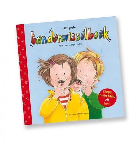 tandenwisselboek voor de tandenfee