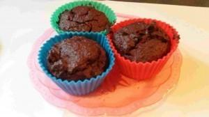 suikervrij eten bieten cupcakes
