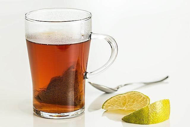 ontspannen met thee