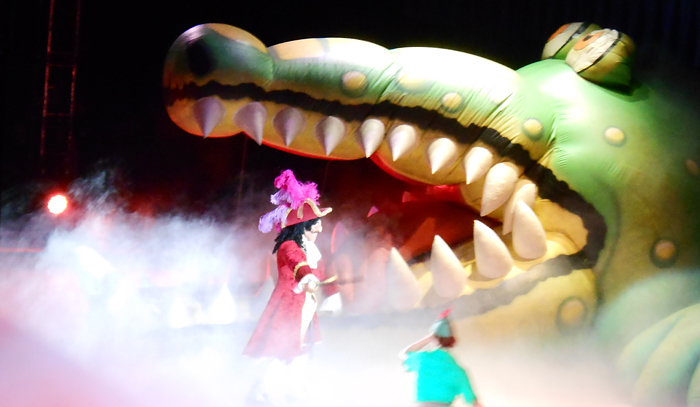 review disney on ice