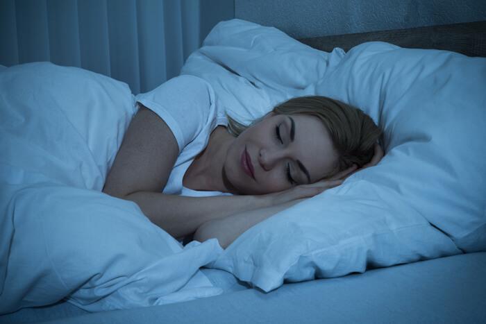 dromen slaap houding