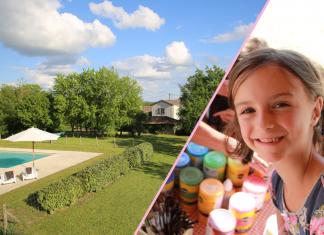 vakantie met kinderen in Boulede