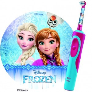 Oral-B Stages Power Brush - met Frozen visual