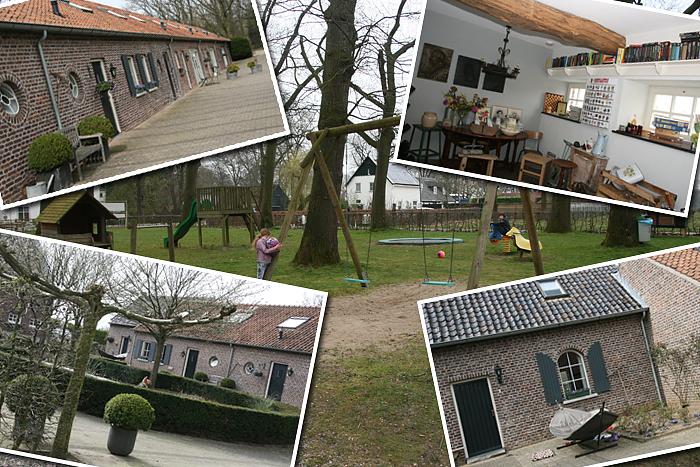 erfgoedlogies binnenplaats, heerlijk voor een herfstvakantie in Nederland