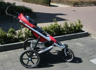 hardlopen met kinderwagen