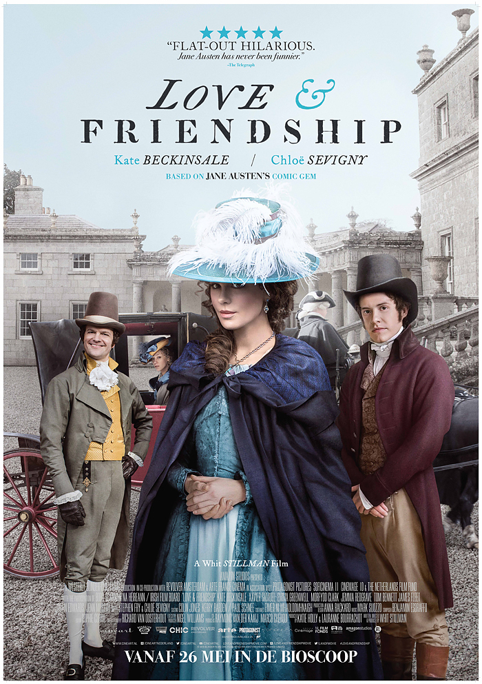 jane austen love & friendship