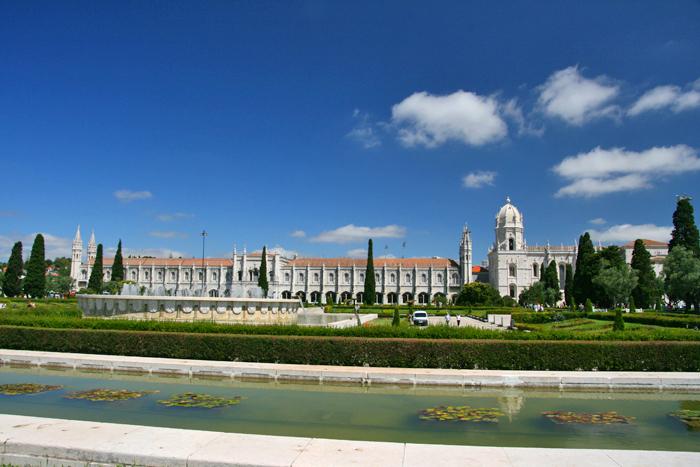 actieve vakantie gezin lissabon klooster