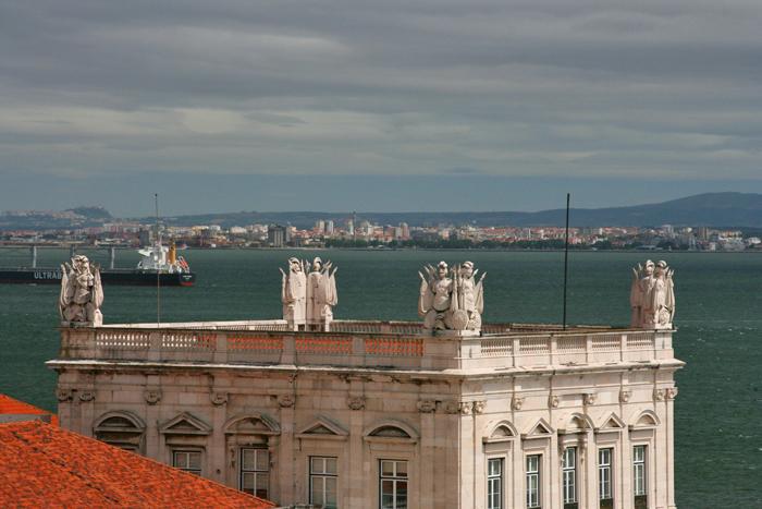 actieve gezin vakantie Lissabon
