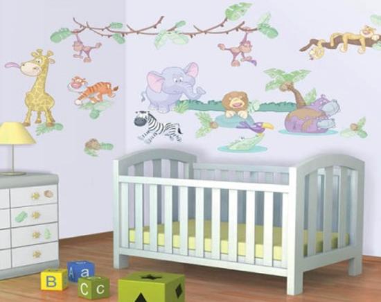 Kinderkamer Ideeen Dieren : Babykamer inspiratie: 9 tips voor extra sfeer met deze pareltjes