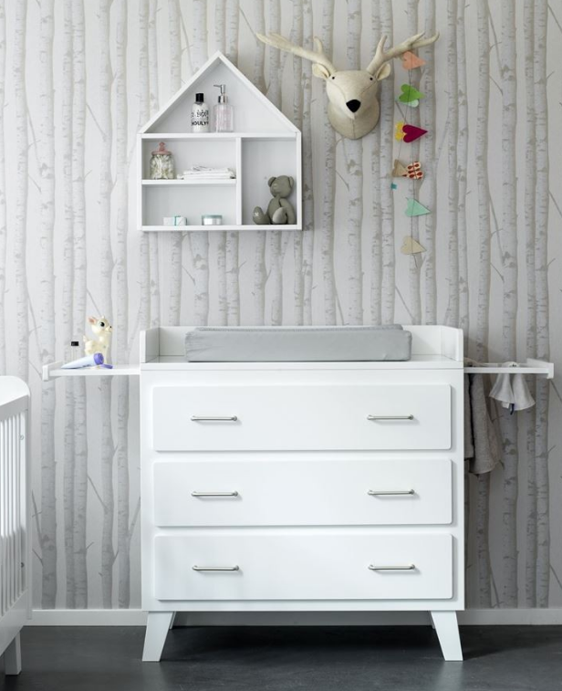 Babykamer inspiratie 9 tips voor extra sfeer met deze pareltjes - Zin babykamer ...