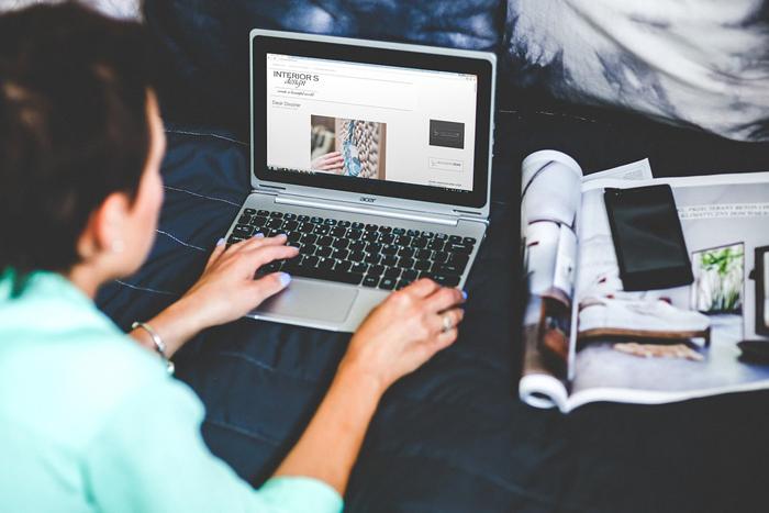 bloggers leven bijna gratis