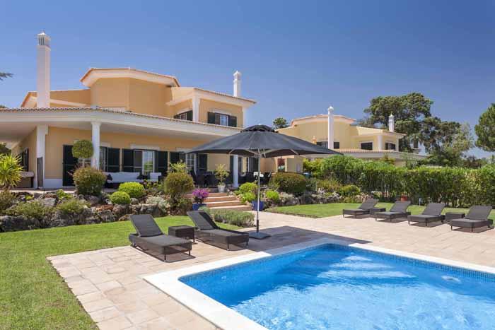 luxe reizen en luxe villa