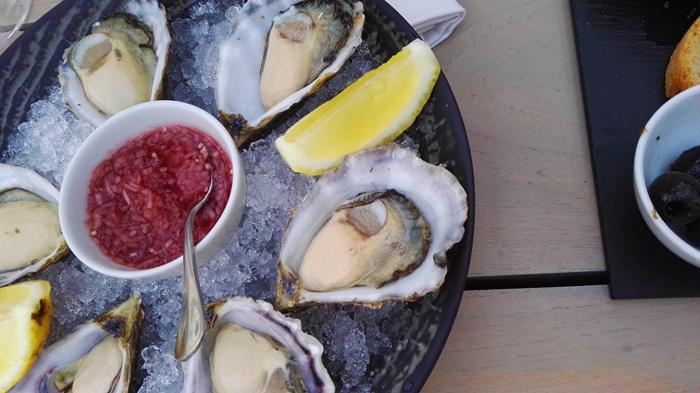 luxe reizen en oesters eten