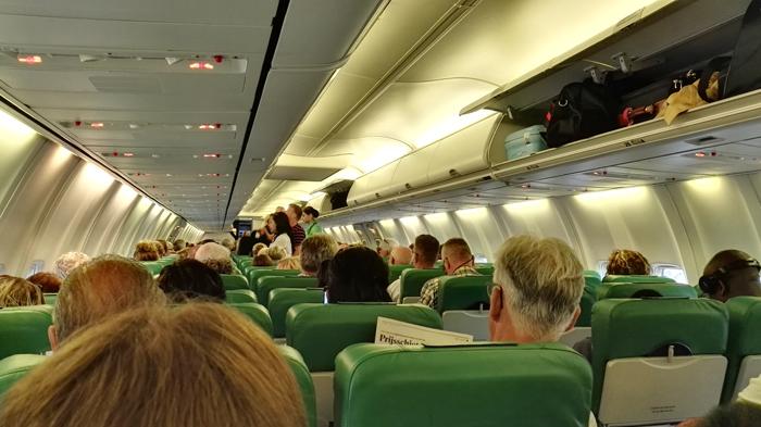 luxe reizen met vliegtuig