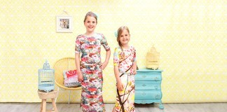 maxi dress meiden