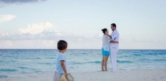 vakantie met jonge kinderen