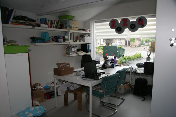 Kantoor Aan Huis : Kantoorinrichting voor working girls restyling van mijn kantoor