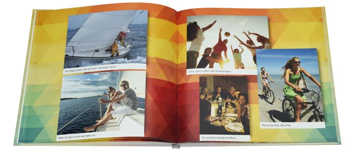 tuisblijven vriendenboek