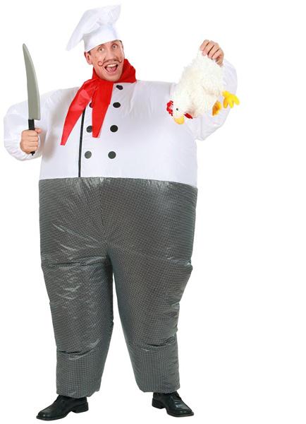 verkleedideeën chef