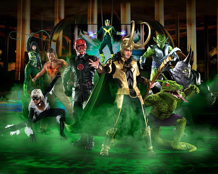 Marvel Universe LIVE schurken
