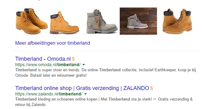 linkpizza voorbeels chrome plugin