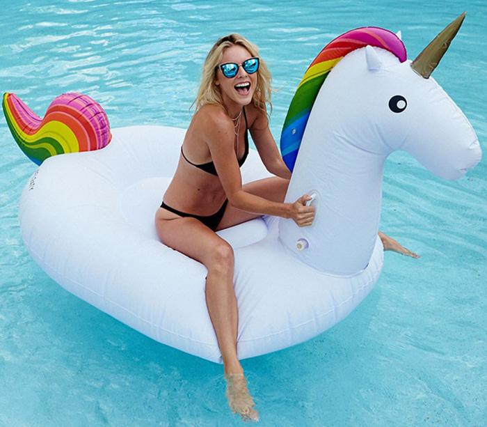 eenhoorn zwemband unicorn