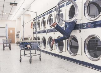 wasmachine sokken lifehack