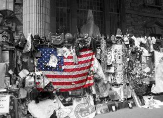 9/11 herdacht