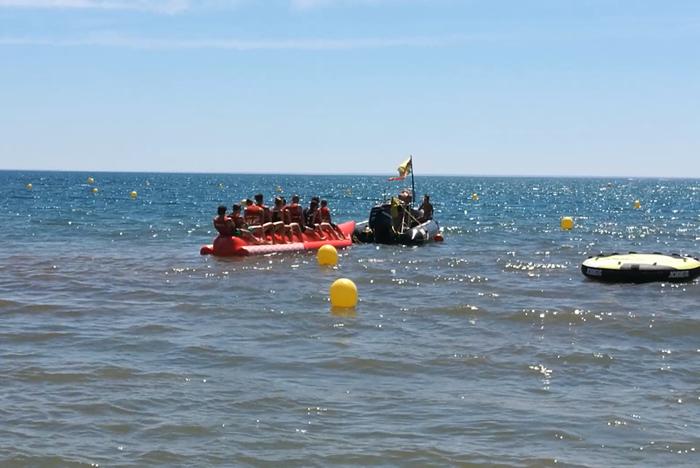 activiteiten met kinderen in zee