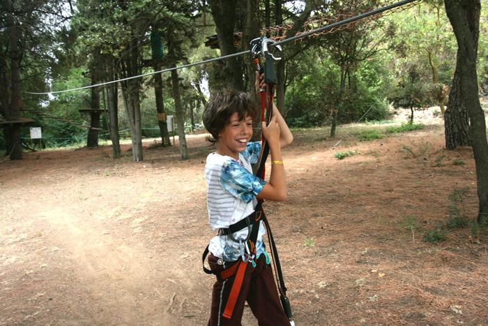 activiteiten met kinderen klimmen