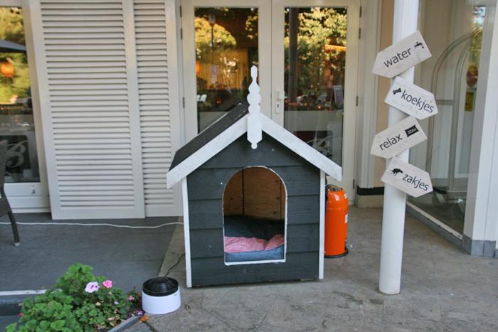 badhotel domburg hondehok