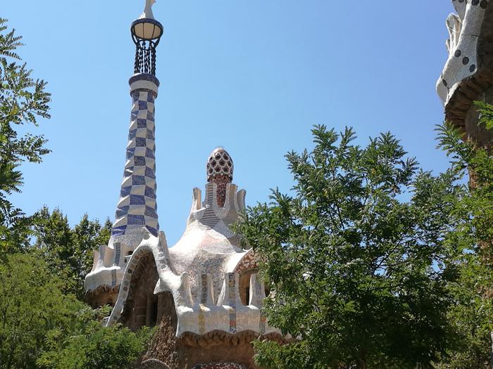 barcelona stedentrip gaudi