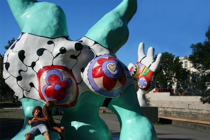 hannover citytrip met kinderen, kunst