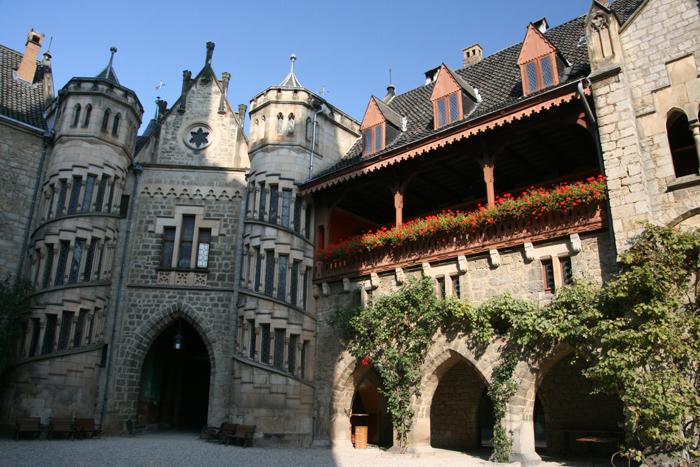 hannover citytrip met kinderen marienburg castle