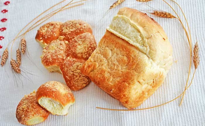 zelf brood bakken glutenvrij