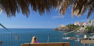 Madeira bezienswaardigheden Fort St jose uitkijkpunt