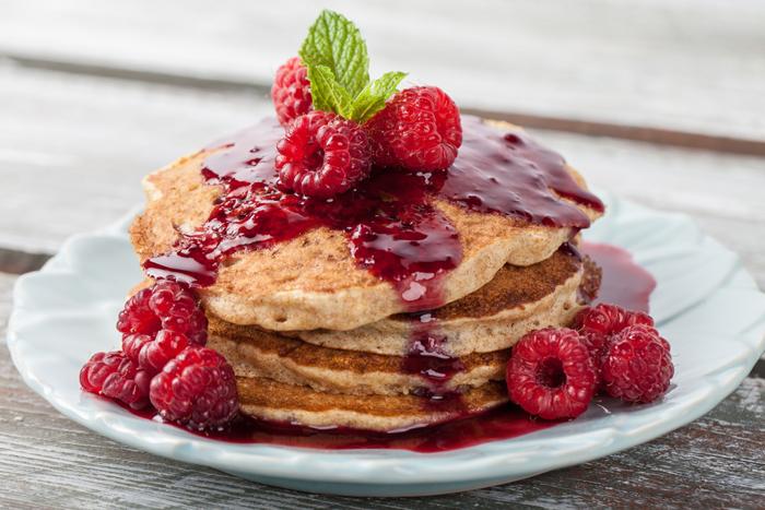 gezonde pannenkoeken recept